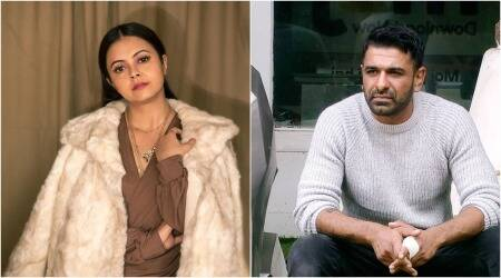 eijaz khan, devoleena bhattacharjee