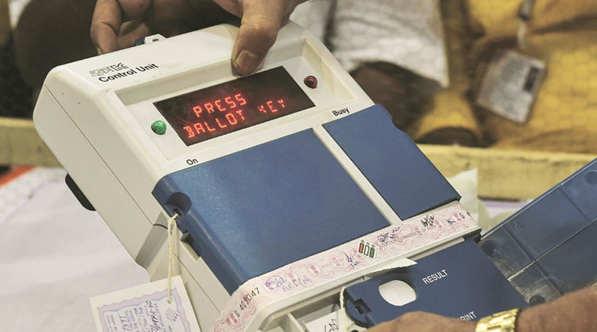 West Bengal assembly elections, Assam assembly elections, Kerala assembly elections, Tamil Nadu assembly elections, Puducherry assembly elections, Election Commission of India, Redesign EVM, civic society group, VVPAT, kolkata news, indian express