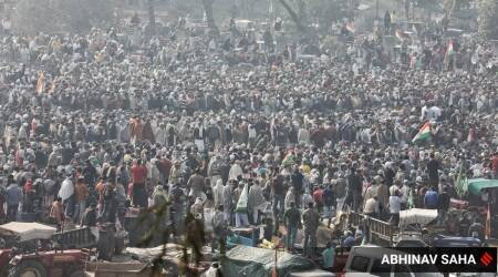 Jind district, khap panchayat haryana, haryana government, Ambala, Yamunanagar, Kurukshetra, Karnal, Kaithal, Panipat, Hisar, Jind, Rohtak, Bhiwani, Charkhi Dadri, Fatehabad, Rewari, Sirsa, Sonipat, Jhajjar, PalwalMobile Internet ban in haryana, farmers protest, delhi violence, singhu border, tikri border, Ghazipur border, india news, indian express