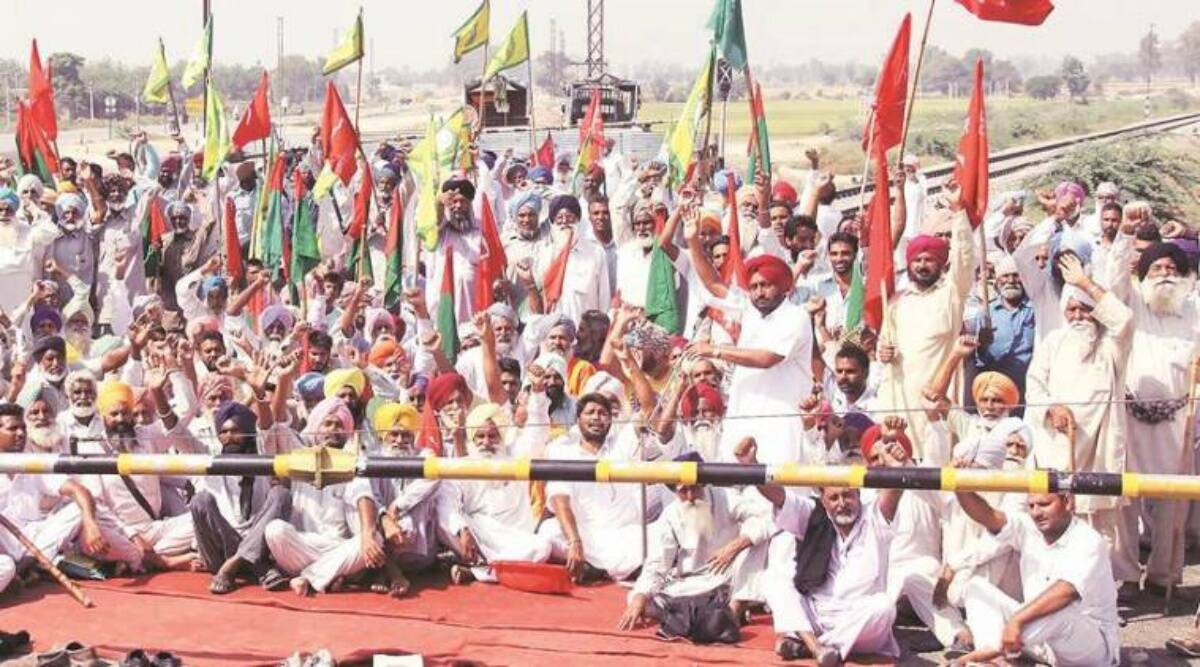 farmers protest, Punjab