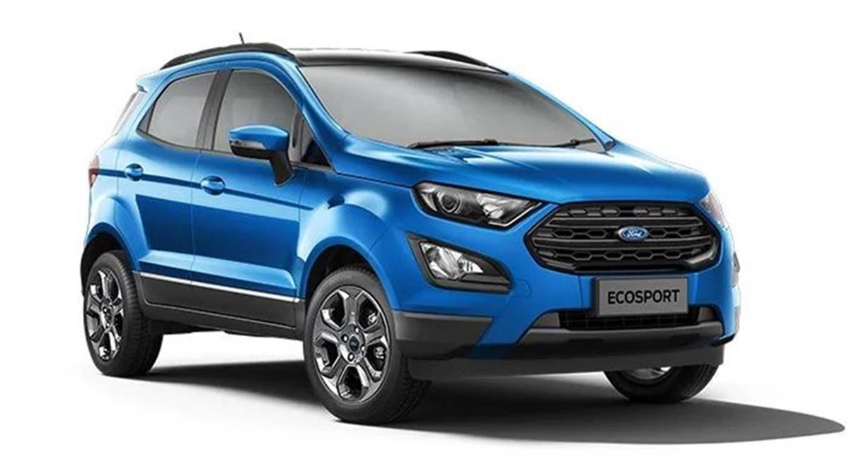2021 Ford Ecosport Compact Suv Launched In India Price Features And More Details Here
