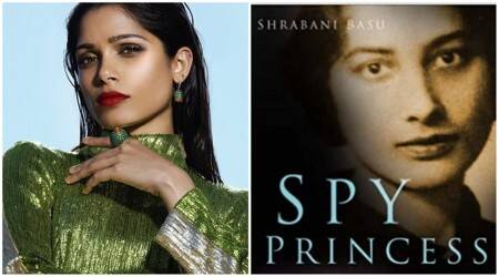 freida pinto spy princess series