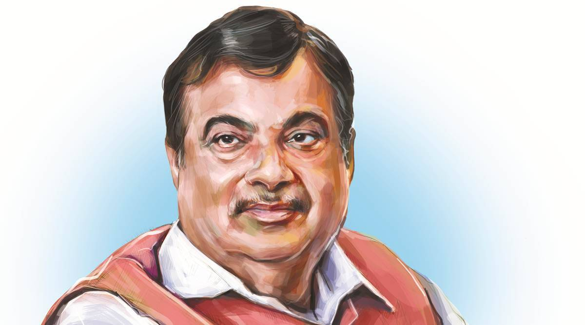 Nitin Gadkari interview, Nitin Gadkari on Farm Bills 2020, Farm Bills 2020 protest, Coronavirus India, Nitin gadkari telsa India, Farm laws, farmers protests, Delhi farmers protests, MSP, APMC mandi, Indian Express