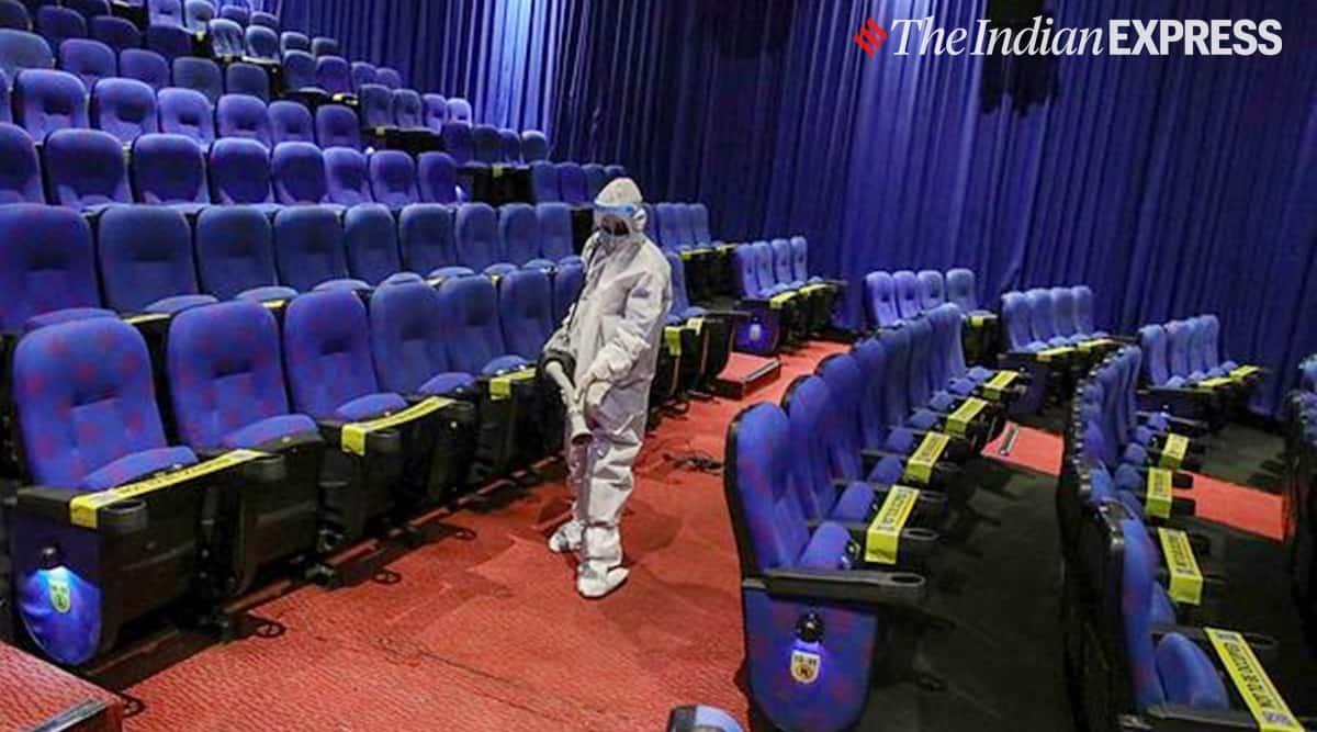 cinema hall seating capacity
