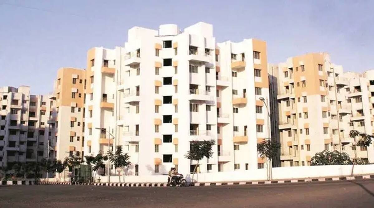 Pune housing societies, NIBM residential societies, NIBM Annexe Road residential societies, Pune news, Maharashtra news, Indian express news