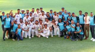 Moments to cherish: India's remarkable 3-wicket win in Brisbane to retain Border-Gavaskar Trophy