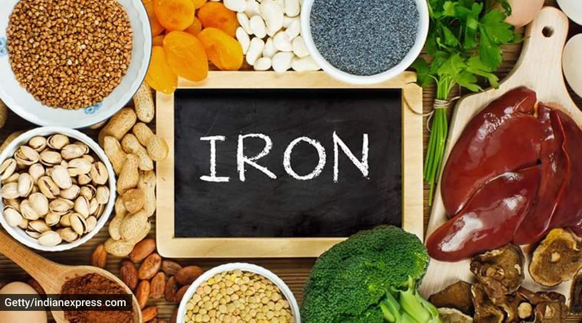 iron kadhai, iron vessels, iron karchis, whatto know about iron deficiency, iron deficiency issues, what leads to iron deficiency, how to increase haemoglobin levels in the body, indianexpress.com, iron kadhai,