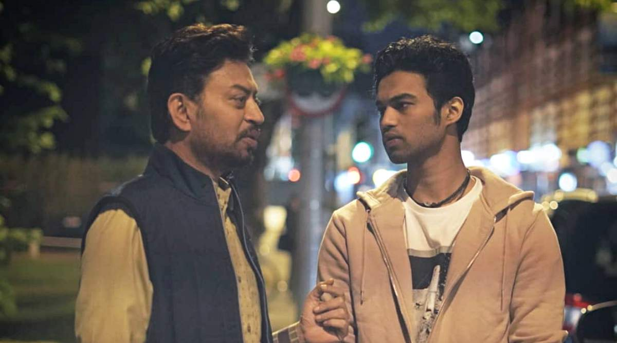 Irrfan Khan's son Babil wants to work with Amitabh Bachchan, says 'I will make Baba's fans proud one day'  |  Entertainment News,The Indian Express
