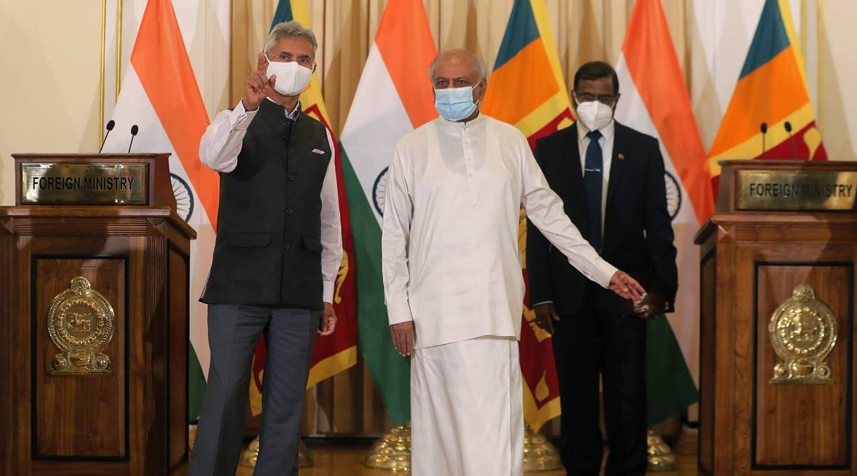 It is in Sri Lanka's 'own interest' to meet expectations of Tamils, says Jaishankar