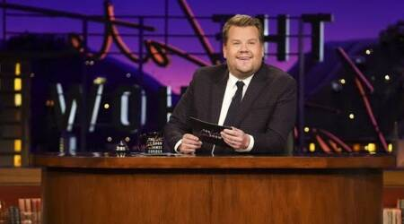 James Corden, James Corden health, James Corden weight, James Corden weight loss, James Corden weight loss journey, indian express news