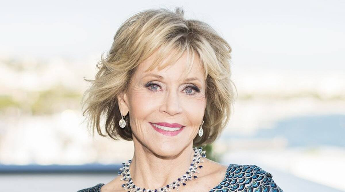 Jane Fonda honored for Lifetime Achievement at Golden Globes
