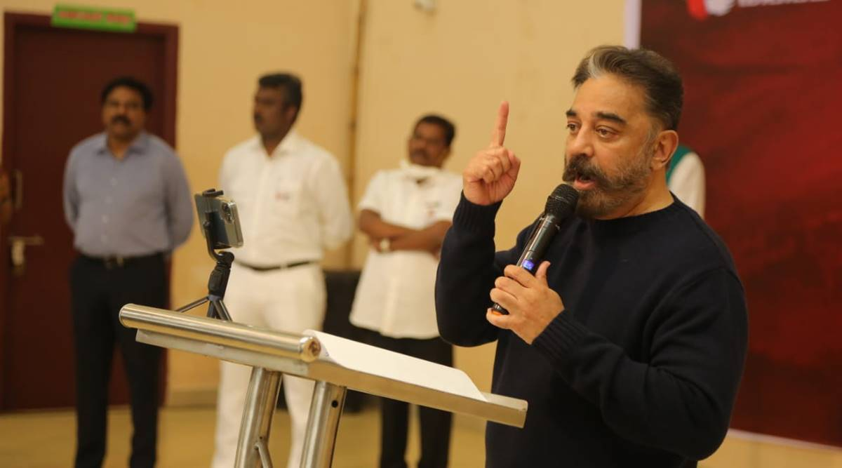 Tamil Nadu: Kamal Haasan's MNM announces agenda for environment protection