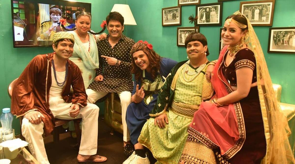 kapil sharma show off air