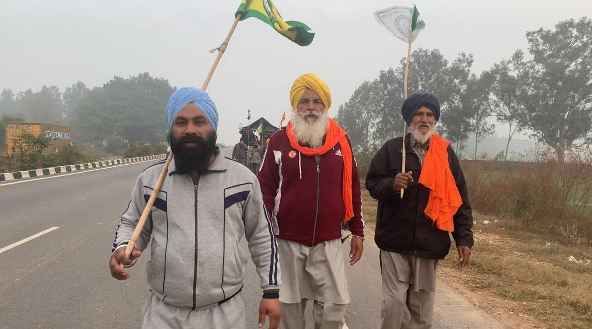 Farm bills 2020, farmers protest, punjab farmers, ludhiana farmers march, indian express news