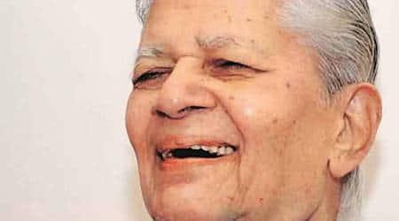 Madhavsinh Solanki, Madhavsinh Solanki passes away, Madhav Singh Solanki, Madhav Singh Solanki dies, Madhav Singh Solanki passes away, Former congress leader Madhav Singh Solanki death, India news, Indian express