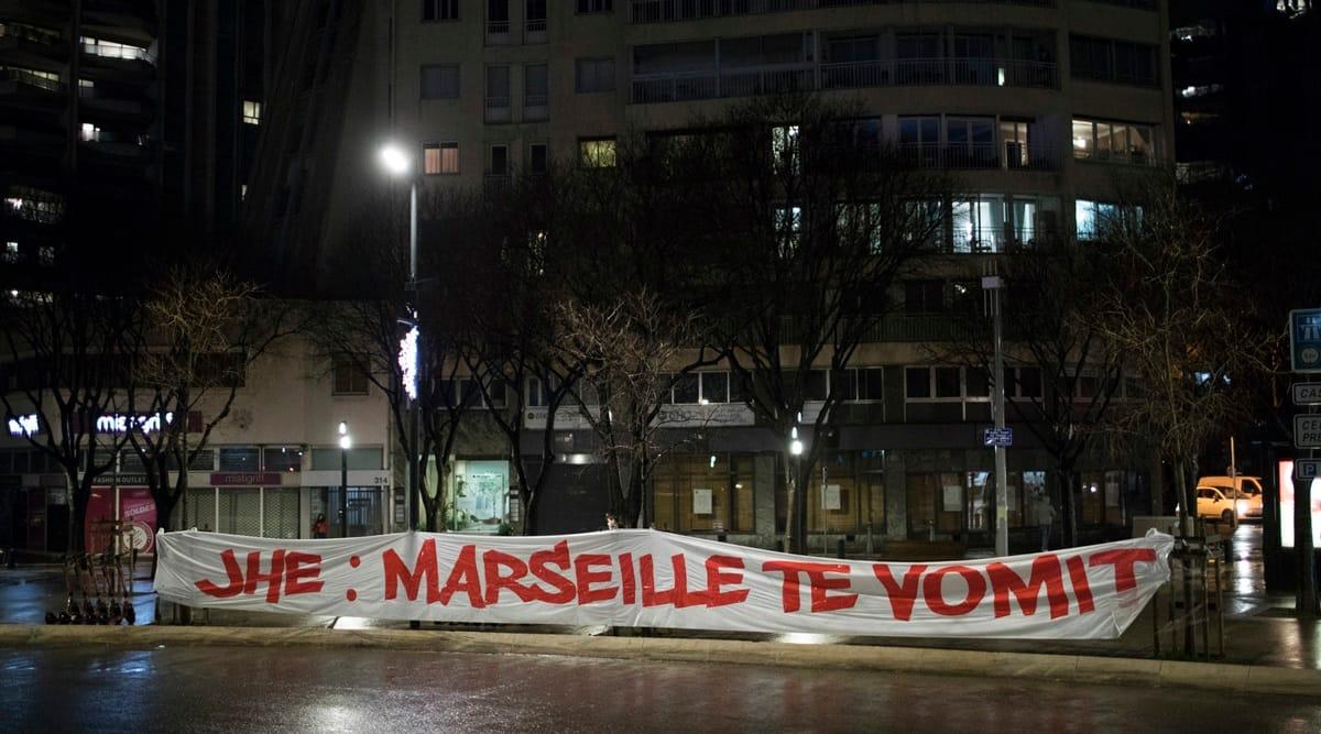 Marseille vs Rennes postponed following violence