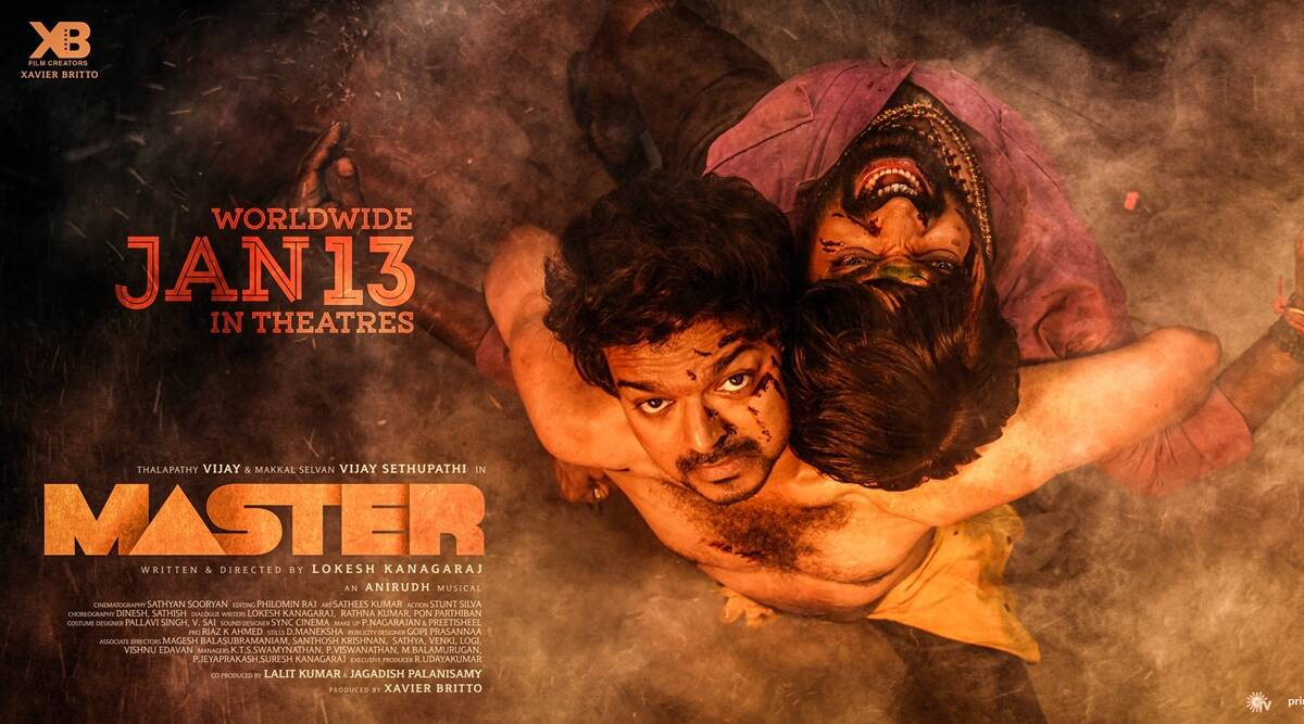 Master review: A unique Vijay film | Entertainment News,The Indian Express