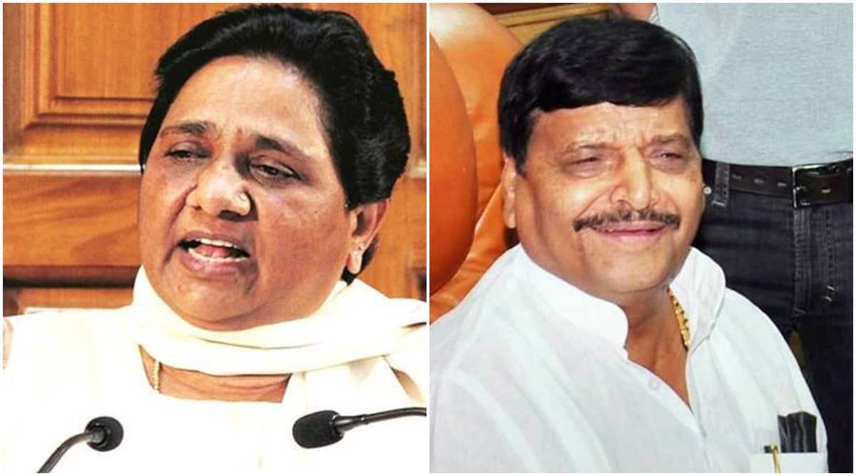 Akhilesh Yadav, Mayawati, Shivpal Yadav, Covid vaccine, Covid vaccination, free covid vaccination, indian express news