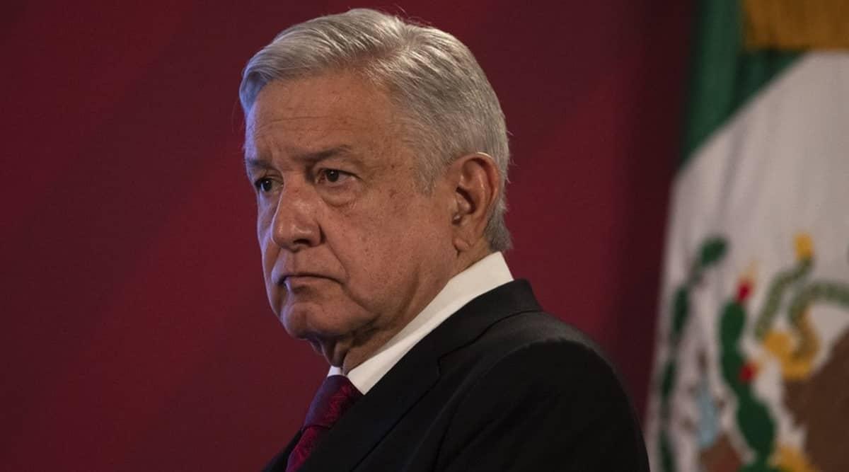 Mexico, Lopez Obrador, Mexico President, Mexico covid-19, Mexico coronavirus, World news, Indian Express news