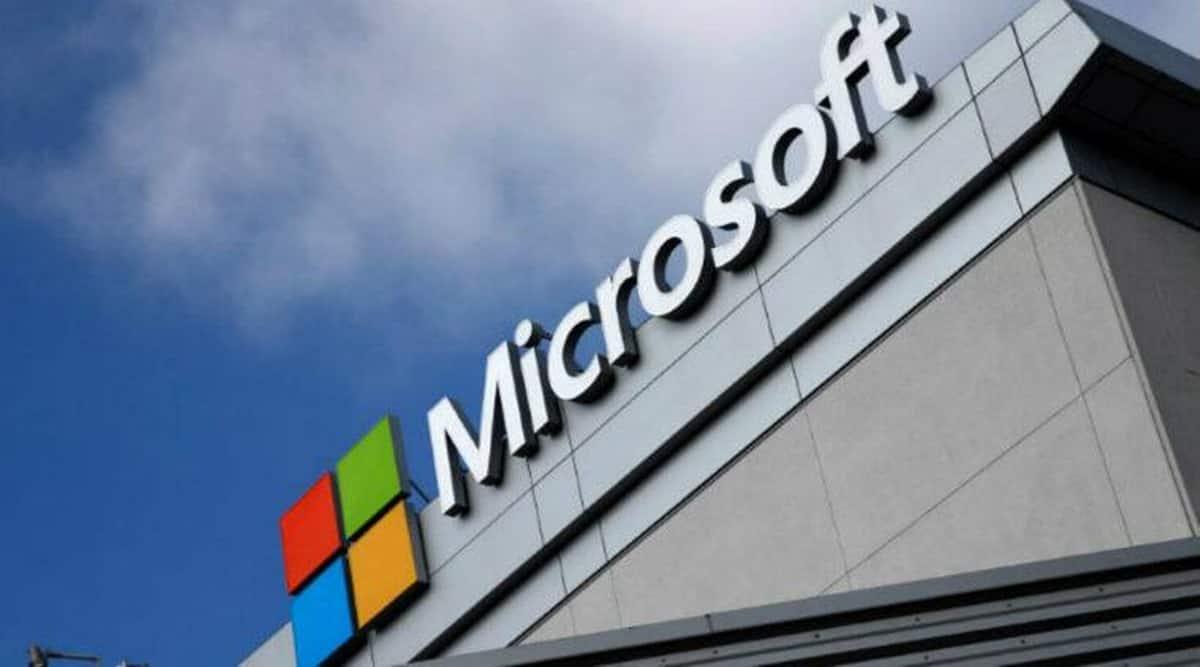 Microsoft Corp, SolarWinds, SolarWinds hack, SolarWinds hackers, indian express news