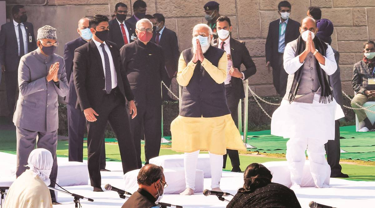 PM at all-party meet: Offer to pause farm laws still on table, Agri Minister just phone call away