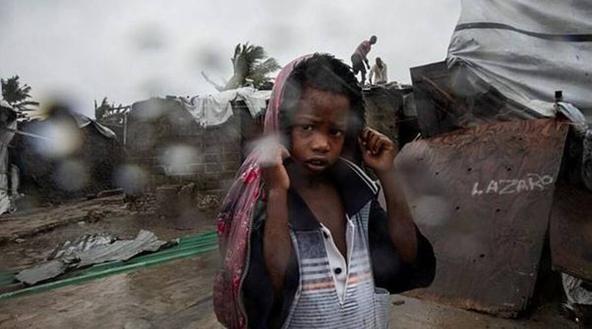 Cyclone Eloise, Mozambique cyclone, Mozambique idai cyclone, Mozambique cyclone deaths, cyclone chalane, World news, Indian express