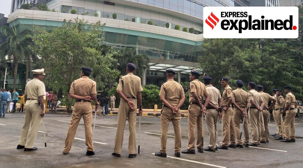 Mumbai police, Mumbai police Top 25, Top 25 mumbai, mumbai crime, mumbai news, indian express
