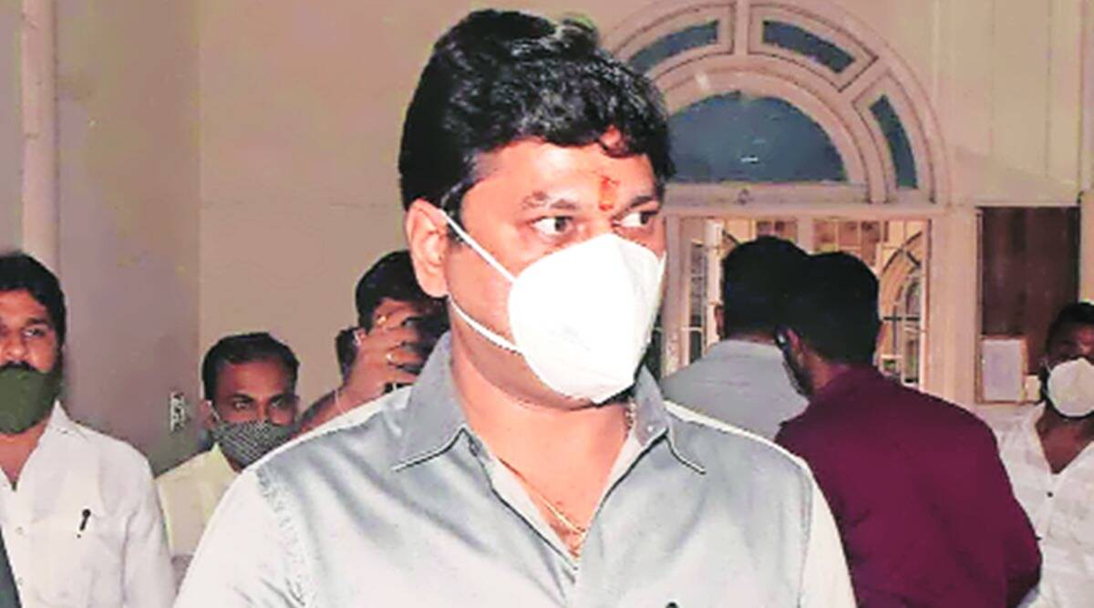 NCP, ,NCP leader rape accusation, Munde rape case, dhananjay munde rape, Maharashtra, Indian Express
