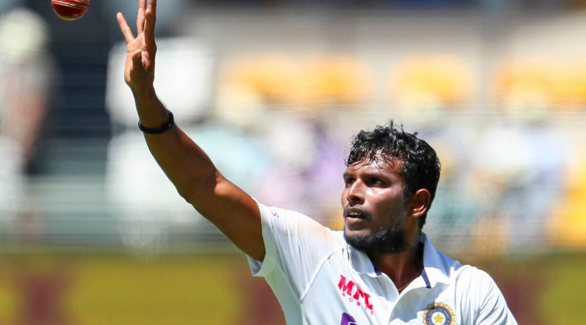 Natarajan becomes first Indian to make international debut in 3 formats on  same tour » TechnoCodex