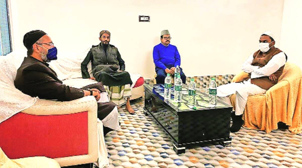 Imams slam Owaisi, say won't allow division of Muslim votes in Bengal