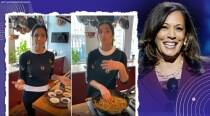 Ahead of Inauguration Day, Padma Lakshmi honours Kamala Harris with her favourite dish