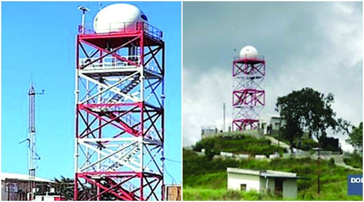Dr Harsh Vardhan, weather radars, indigenous weather radars, India Meteorological Department, IMD 146th foundation day, indian express news