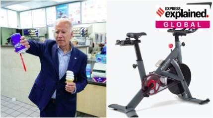 Why Biden's Peloton bike may not be allowed into the White House