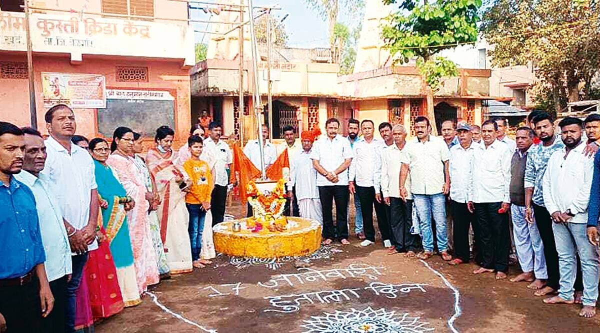 Hutatma Din, Amit Shah Belgaum vist, Marathi-speaking people, Maharashtra Ekikaran Samiti, Belgaum news, Karnataka news, Indian express news