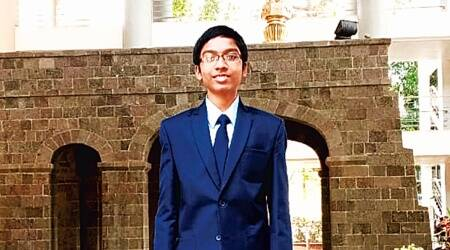 India's youngest volcanologist, Bal Puraskar, Sonit Sisolekar, Pradhan Mantri Rashtriya Bal Puraskar, Republic Day, Indian express news