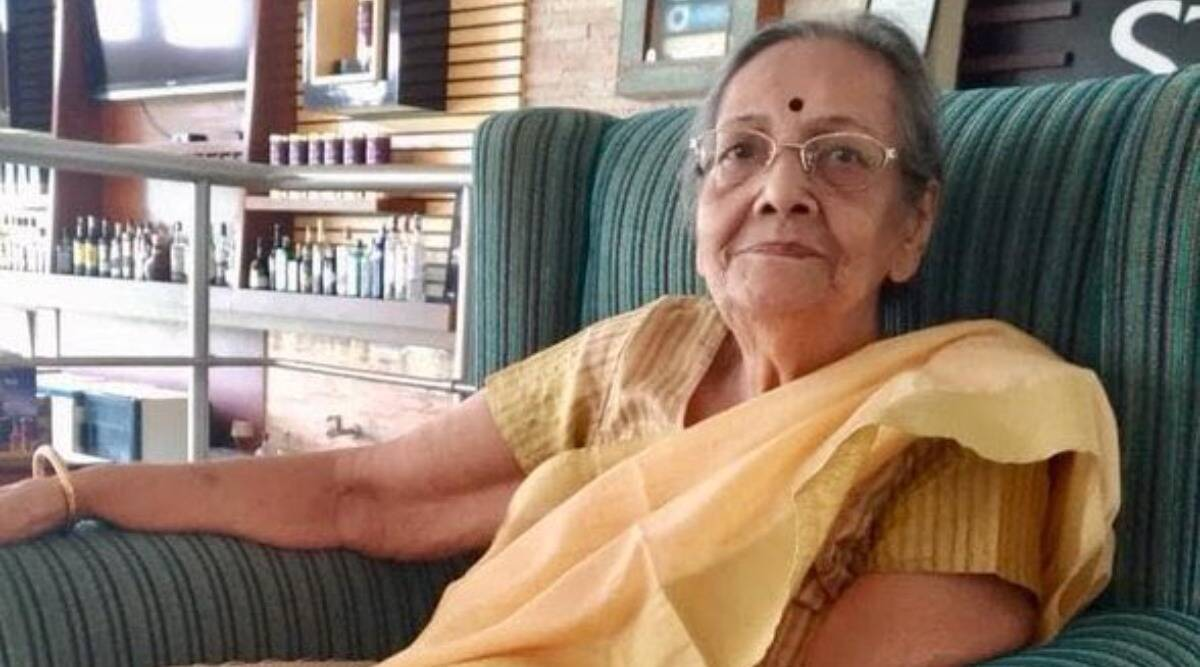 Chitra Ghosh dies, Netaji's niece dies, Netaji Subhas Chandra Bose, Bengal news, Kolkata news, Indian express news
