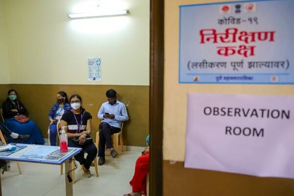 Pune covid vaccination drive, Pune vaccination, Pune coronavirus caes, COvid vaccine, Covaxin shots, Co-Win app, Healthcare workers, Pune news, Maharashtra news, Indian expres news