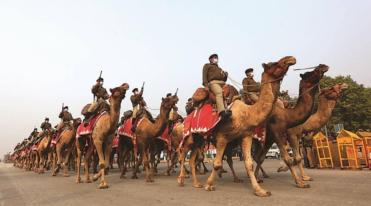 Republic Day celebrations, Republic day parade, Republic day tractor rally, Rajghat, Republic Day, Delhi news, Indian Express news