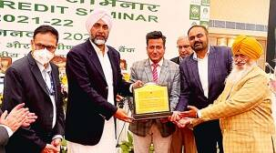 NABARD award, Punjab soil and water conservation dept, Punjab govt, Chandigarh news, Punjab news, Idnian express news