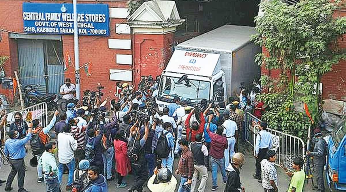 Bengal covid vaccine, Bengal coronavirus cases, Kolkata news, Bengal news, Indian express news