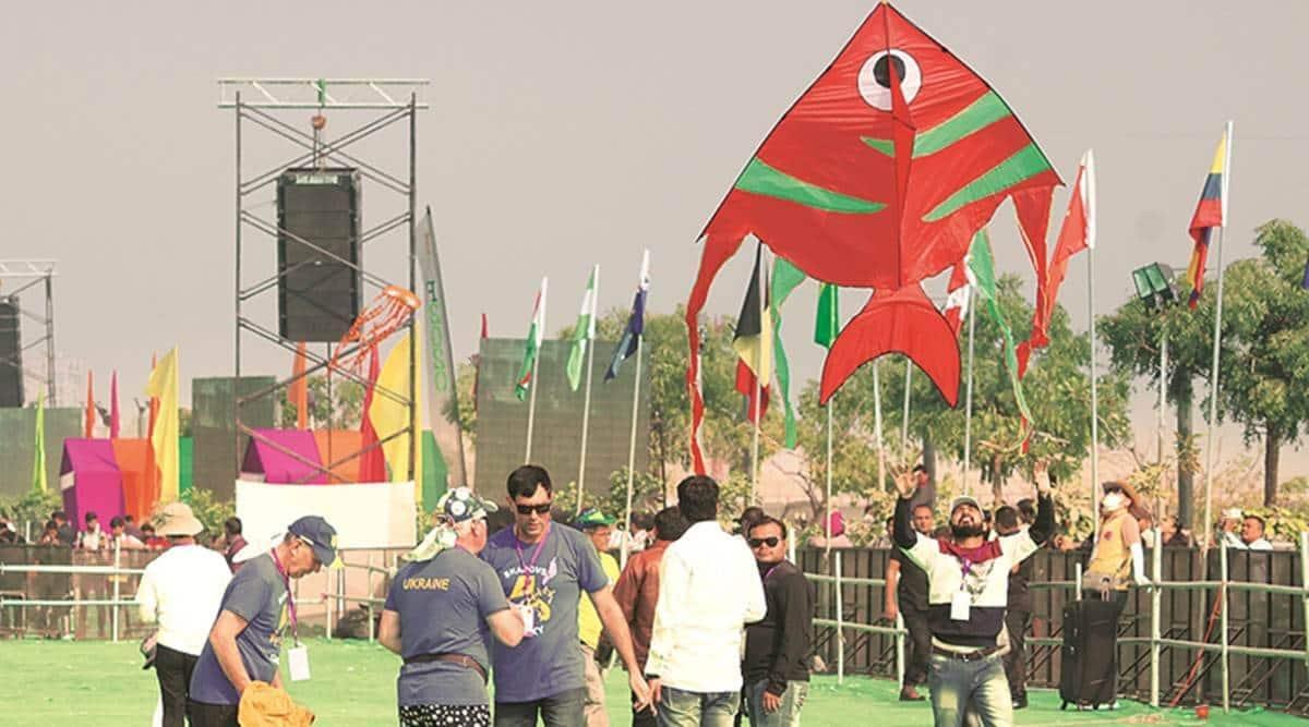 Uttarayan festival, Surat kite traders, Surat kite manufacturers, surat curfew, Surat covid guidelines, Surat news, Gujarat news, Indian express news
