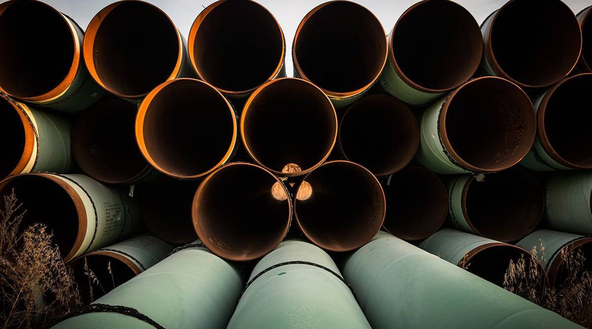 Cancelled Keystone XL pipeline may yield 48,000 tons of scrap