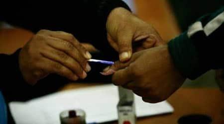 Gujarat local body polls, Congress party