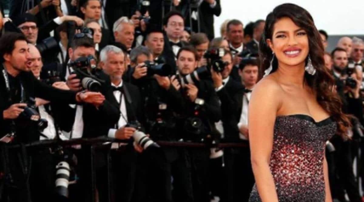 Priyanka Chopra: My acting career was a 'fluke'