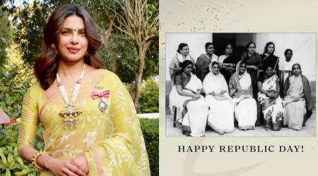 priyanka chopra republic day