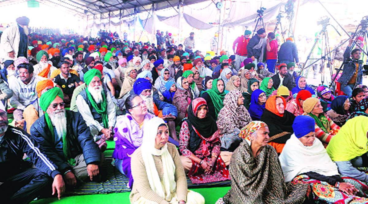 Locals have no issue, stone pelters sent by BJP, claim unions