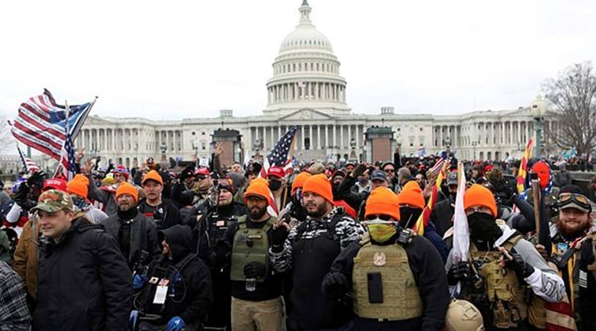 Top Trump donor funded rally that preceded U.S. Capitol riot