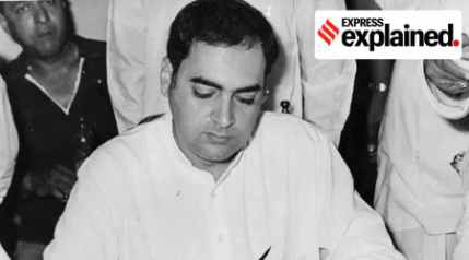 Latest developments in the Rajiv Gandhi assassination case