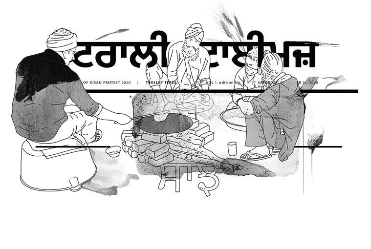 goddess of food, annapurna, farmers' protests and art, art and farmer protests, why are farmers protesting, indianexpress.com, indianexpress,