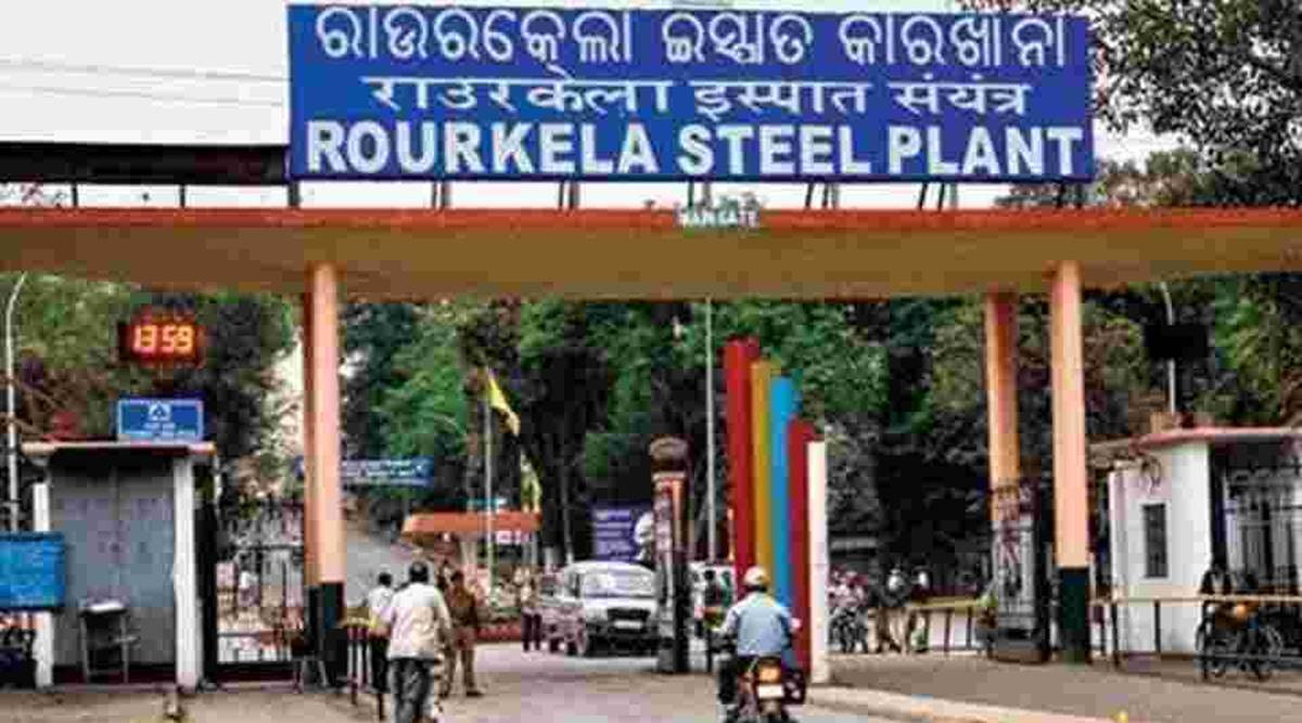 Rourkela Steel Plant, Rourkela Steel Plant gas leak, rsp gas leak, workers killed in gas leak incident, indian express